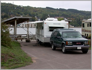 City of Houghton RV Park