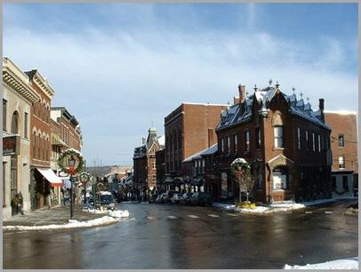 Main Street, Belfast, Maine