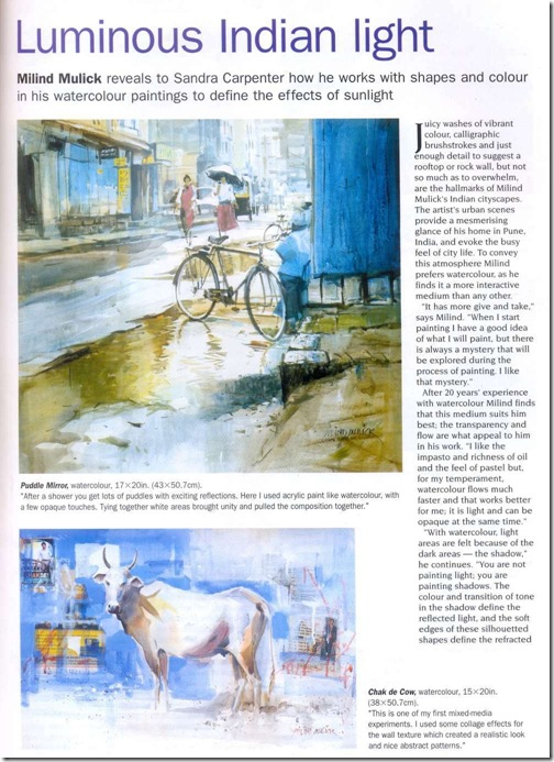 milind mulick_the artist magazine