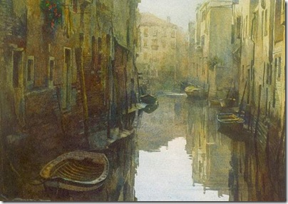 Venice Calm Stephen Doherty
