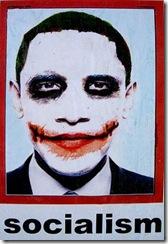 Obama Joker Poster
