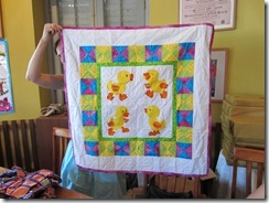 Kathy Baby Quilt
