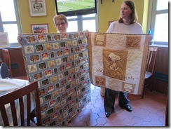 Charity Quilts Japan