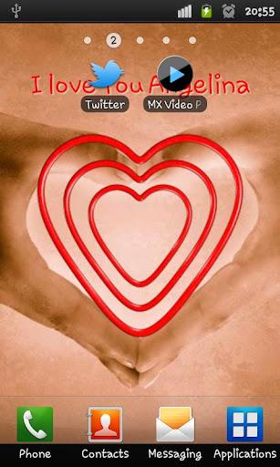 Valentine's Day 3D Free LWP
