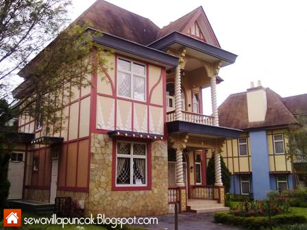 Villa Birmingham Kota Bunga Puncak