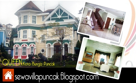 Villa Queen Kota Bunga Puncak