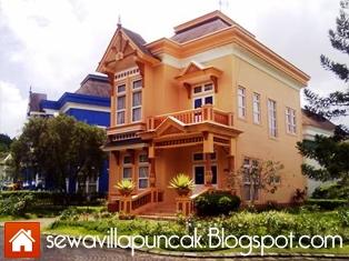 Villa Queen Elizabeth Kota Bunga Puncak