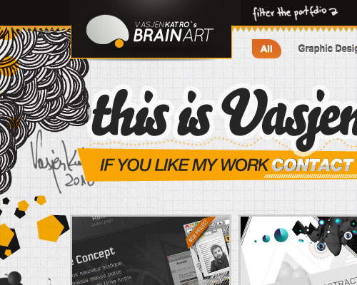 Using Illustrations in WebDesign: 30 Creative Examples