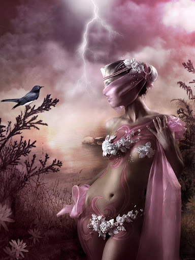 Beautiful illustrations of Elena Dudina