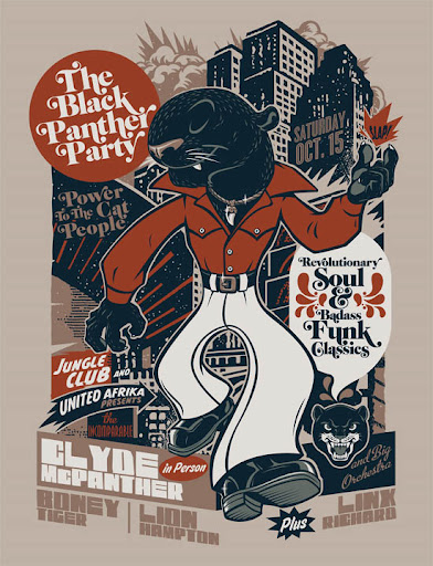 40 Amazing & Brilliantly Designed Party Posters
