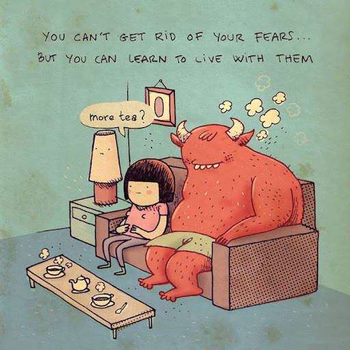 30 Funny   Illustrations about Simple Truths of Life by Alex Noriega