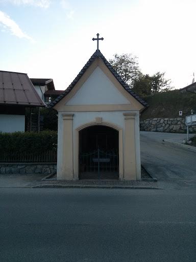 Kappelle Kreuzung Breitenbach