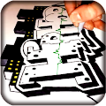 App How to Draw Graffiti Letters APK for Kindle