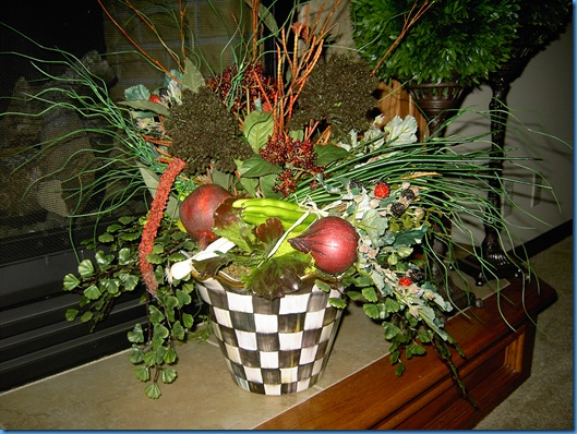 fruit and veggie plant 001