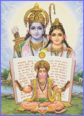 Hanumanji: An Ideal Devotee