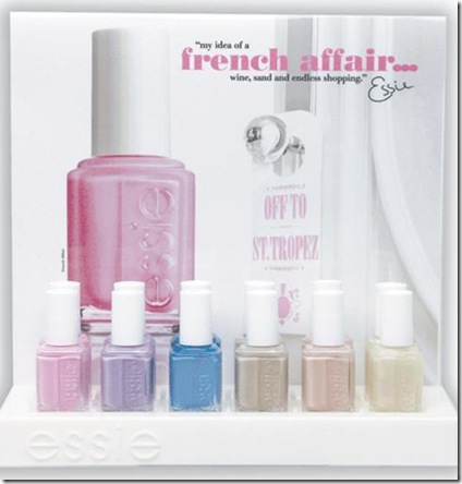 french affair essie spring 2011