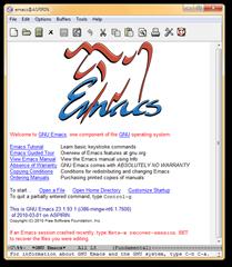 NTEmacs 23.1.93