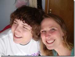 Kody_and_mom