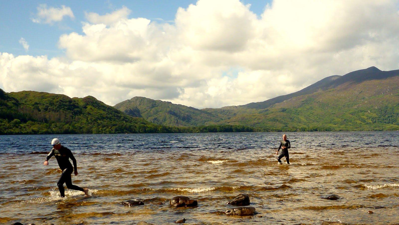 In Pictures: Muckross Lake 5K Swim, Killarney