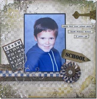 Luke at 5