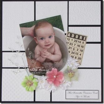 Samantha layout blog