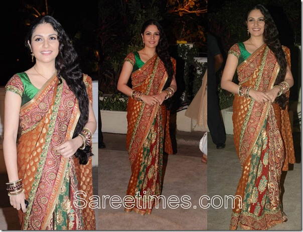 Gracy_Singh_Bridal_Saree