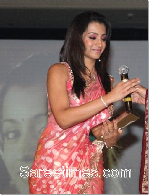 Trisha_Printed_Saree