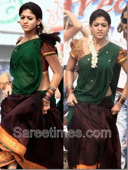 Nayantara_Half_Saree