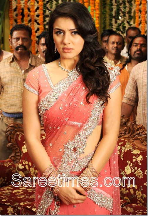 Hansika_Pink_Embroidery_Saree