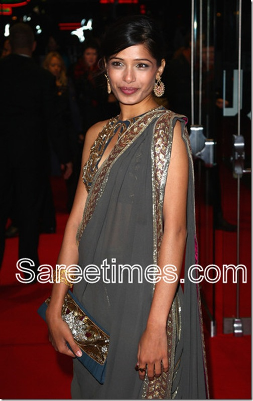 Frieda-Pinto-Designer-saree