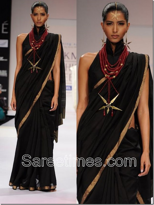 Eina_Ahluwalia_Black_Saree