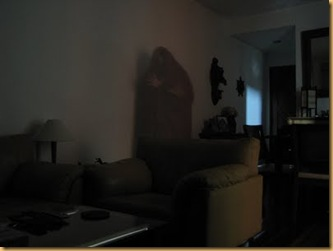 Fantasma de Apartamento 2