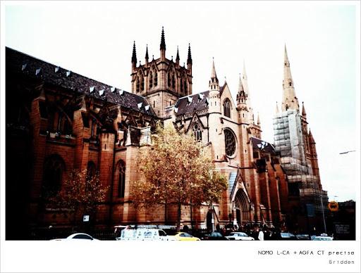 LCA鏡頭下的雪梨