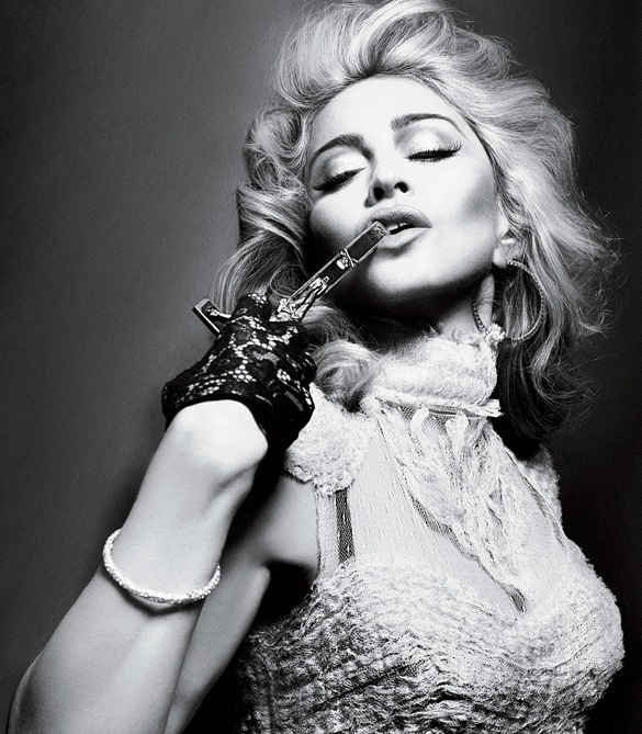 2010 - Madonna by Alas & Piggott for Interview - 11