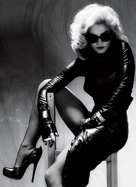 2010 - Madonna by Alas & Piggott for Interview - 06