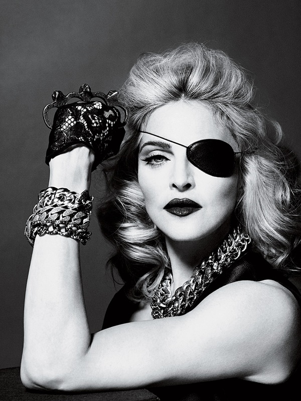 2010 - Madonna by Alas & Piggott for Interview - 14