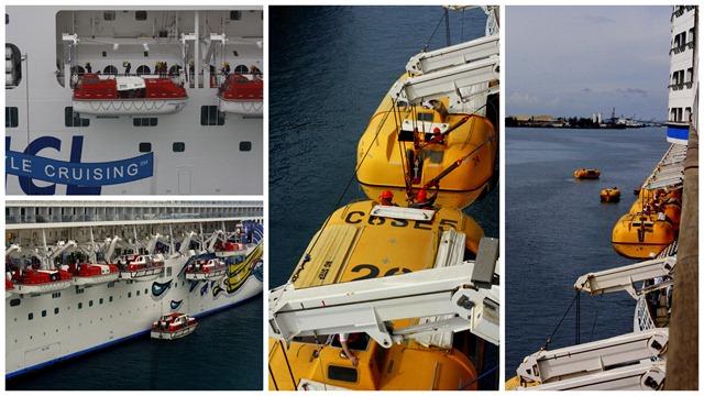 54 trans- Atlantic cruise 201015