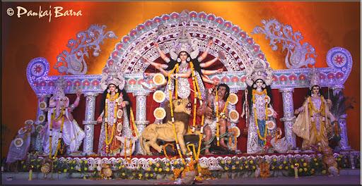 Durga Puja 1 © Pankaj Batra