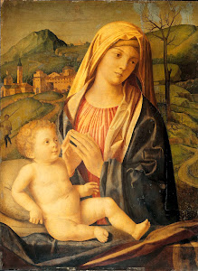 RIJKS: attributed to Nicolò Rondinello: painting 1525