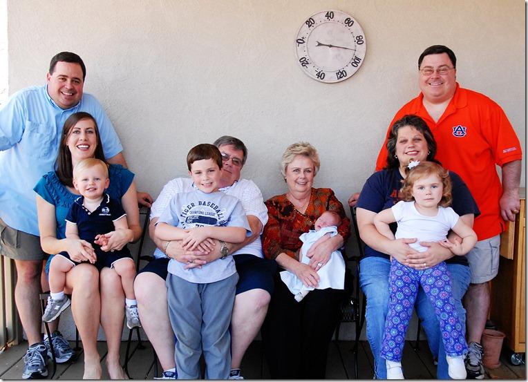 Corbitt family