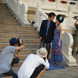 Wedding Photo behind the scene