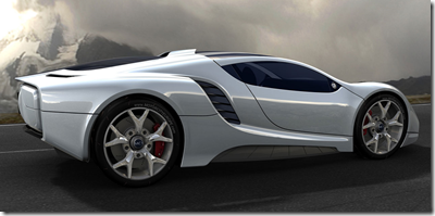 mc1 supercar