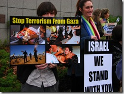 Pro-Israel Rally 016
