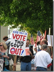 Protest Obama Care 182