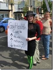 Protest Obama Care 108