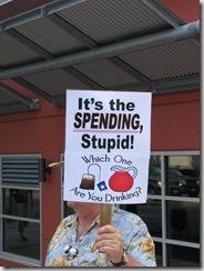 Protest Obama Care 177