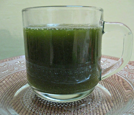 Mint Juice or Pudina Juice