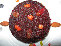 Beetroot Halwa