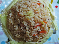Cabbage Pulav/Pulao