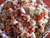 Lebanese Salad or Tabbouleh